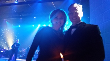 UCSF Gala - On Stage with Tim - Copy